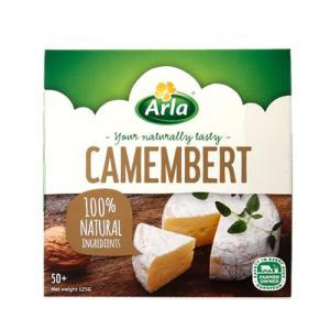 カマンベール チーズ デンマーク産 125g カマンベールチーズ