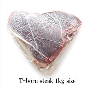 牛肉 サーロイン ステーキ ヒレ Tボーンステーキ 2ポンド 約1kg ブラックアンガスビーフ|hi-syokuzaishitsu