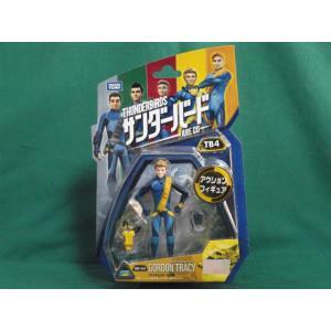 サンダーバード アクションフィギュア TBF-04 ゴードン トレーシー|hi-toy
