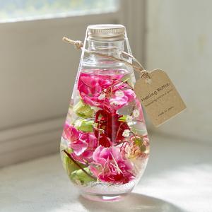 母の日 ハーバリウム  Healing Bottle「Thanks with Flowers」(2本セット)【沖縄届不可】  日比谷花壇|hibiyakadan