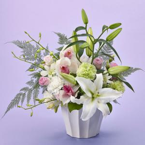 お供え アレンジメント「テルヌーラ」 日比谷花壇