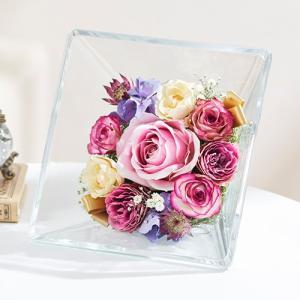 日比谷花壇 ドライフラワー 「エテルネルフルール・デタント」 hibiyakadan