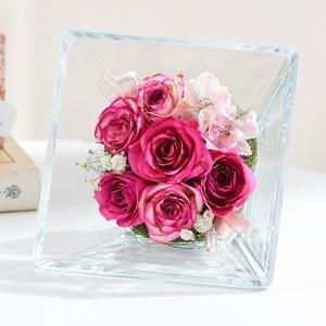 日比谷花壇 ドライフラワー 「エテルネルフルール・アフェクト」 hibiyakadan