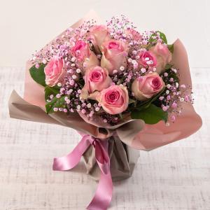 花束 そのまま飾れるブーケ「オータムスペシャル」 日比谷花壇|hibiyakadan