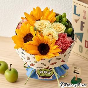 日比谷花壇 ディズニー  そのまま飾れるブーケ「TOY STORY」 disney_y|hibiyakadan