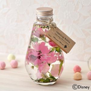 ディズニー ハーバリウム Healing Bottle 〜Disney collection〜 「ミニー」 【disney_y】