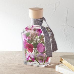 日比谷花壇 ハーバリウム Healing Bottle「アズーロ」【沖縄届不可】 hibiyakadan
