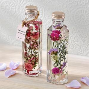 日比谷花壇 花 ギフト  ハーバリウム  「Romantic Rose & Sweet Lavender」 hibiyakadan