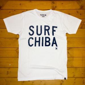HURLEY ハーレー SURF CHIBA 2016 限定 Tシャツ メンズ