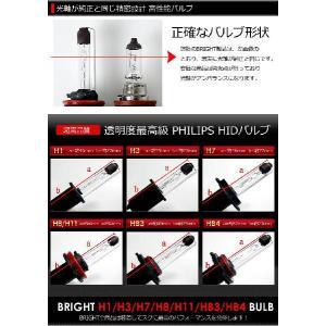 HIDキット BRIGHT HID 35W コンバージョンキット H1/H3/H7/H8/H11/HB3/HB4 12V車専用|hid-led-carpartsshop|05