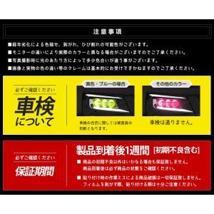 N-BOXカスタム専用 フォグレンズフィルム 2PCS 全8色 JF3/JF4 全グレード適合 NBOX CUSTOM ホンダ|hid-led-carpartsshop|09