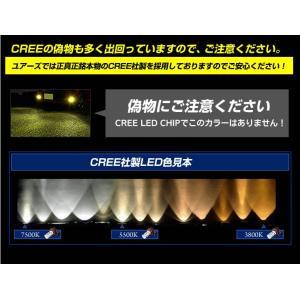 フォグランプ LED 100W級 H8 H11 H16 HB3 HB4 対応 CREE LED採用 2個セット|hid-led-carpartsshop|06