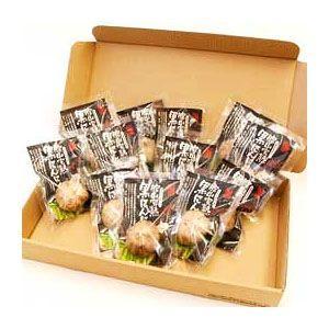 「完熟黒にんにくMセット(12個)」(送料無料)|hida-mino-furusato