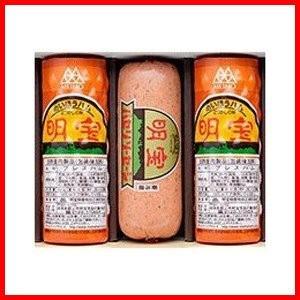 明宝ハム2本とパセリソーセージ1本の3本詰合せセット(冷蔵)(送料無料)(明宝ハムでデイリーランキング2日連続1位獲得店)|hida-mino-furusato