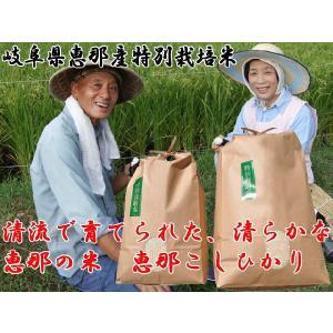 29年度新米・特別栽培米・こしひかり 27kg (白米)(送料無料)|hida-mino-furusato