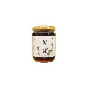 北海道産そば蜂蜜 300g (送料無料)|hida-mino-furusato