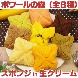 人気洋菓子店のプチケーキ「ボワールの森8個入」(冷凍)(送料無料)|hida-mino-furusato