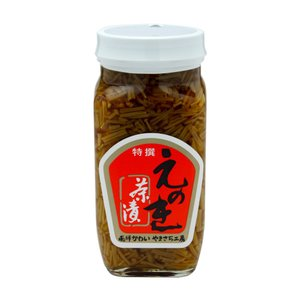 えのき茶漬 なめ茸 たっぷり使える大瓶サイズ ご飯のお供 佃煮 国産 ご飯のおかず 当店人気No.1|hida-yama-sachi