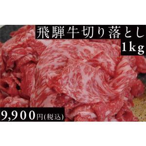 飛騨牛切り落とし1kg hida-yama-sachi