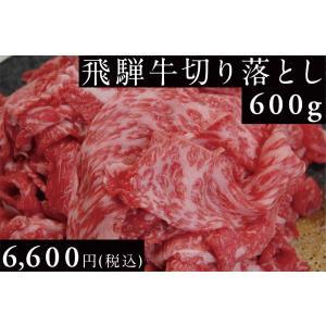飛騨牛切り落とし600g hida-yama-sachi