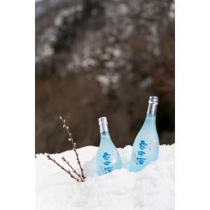 雪中酒 飛騨かわい雪中酒 2本入り 送料込み【冷蔵便】※のし・ギフト包装不可※7/7.7/14発送分は受付終了しました。|hida-yama-sachi