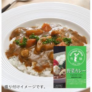 動物性原料不使用 野菜カレーレトルト  ベジタリアン |hidabeef-kitchenhida
