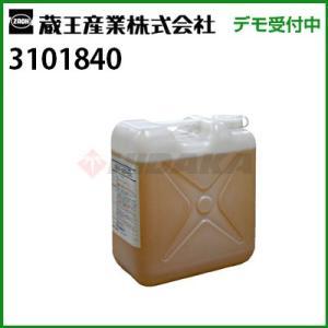 蔵王 業務用 スチームクリーナー用 洗浄剤 プロクリーンスチームNEW 3101840|hidakashop