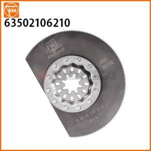 【丸のこ刃切断 (金属・樹脂・木材用)】 HSS セグメント丸のこ刃 径80mm 1枚 (6350 2106 210)|hidakashop