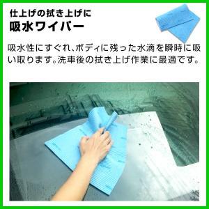 送料無料 ヒダカ フォームランス プラス カーシャンプー クロス付き hkp-0068-set hidakashop 06