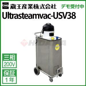 蔵王産業 業務用 ウルトラスチームバックUSV38 ultrasteamvac-usv38|hidakashop