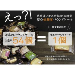 源喜の超低糖パウンドケーキ 6個入