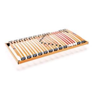 サイズ:99×198×6cm 主材/フレームブナ材合板・サーモプラスチックエラストマー使用 床板:ブ...