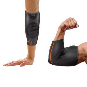 肘 サポーター エルボーバンド 腕用 サポート 肘固定 怪我防止 関節 靭帯 保護 スポーツ 左右兼...