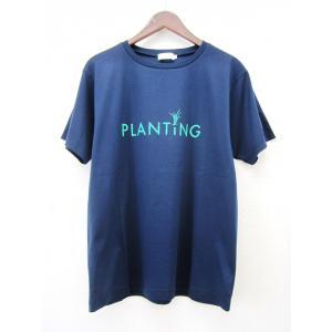 RICEMAN. ライスマン. PH PRINT TEE 半袖 Tシャツ_NAVY|hidingplace