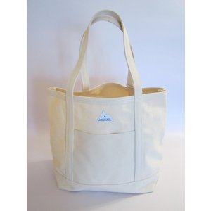 Landscapes ランドスケープス Regular Tote(L)  レギュラートートバッグL Non-Washed_ECRU|hidingplace