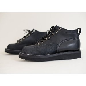 NICKS BOOTS ニックスブーツ Oxford Boots Lace to Toe 4inch オックスフォード ブーツ_2Tone|hidingplace