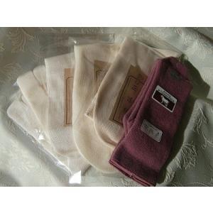 正活絹ほか・冷えとり重ね履き靴下 6枚セット・フリーサイズ(2枚目・ウール)宅急便発送です|hietori-ebisu