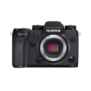 高画質のミラーレスカメラで知られるFUJIFILM Xシリーズ。X-H1は、高画質だけではなく、高耐...