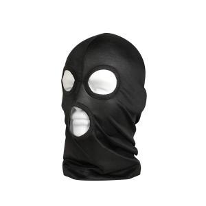 3ホール フェースマスクタクティカル フェイスマスク ミリタリー  マスク 防塵 アーミー 目出し帽 ヘルメット インナー|higashiya