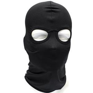 バラクラバ タクティカル フェイスマスク ミリタリー ストレッチ フルフェイス マスク 防塵・防寒 アーミー 目出し帽 ヘルメット インナー / サバイバルゲーム|higashiya