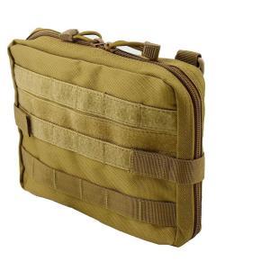タクティカルポーチ メディカルポーチ 大容量 医療バッグ 工具入れ higashiya