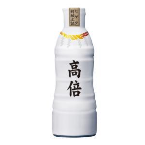 ヒゲタ 特別限定醸造醤油「高倍」 450ml×1本入