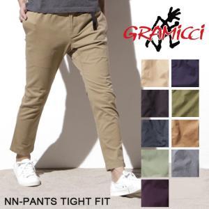 グラミチ GRAMICCI  パンツ NN-PANTS TIGHT FIT NNパンツタイトフィット 8818-FDJ 【服】 ストレッチパンツ スポーティ ロングパンツ|highball