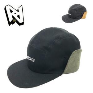 2019 AA HARDWEAR ダブルエー ハードウェア FLAP EAR CAP フラップイヤーキャップ 72718702  【2019/キャップ/帽子/スノーボード/スノー/日本正規品】|highball