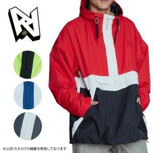 2021 AA HARDWEAR ダブルエー ハードウェア TEAM JACKET チームジャケット 【メンズ/スノーボード/ウェア/アウター/日本正規品】 highball