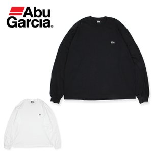 Abu Garcia アブガルシア LOGO EMBROIDERY L/S TEE ロゴエンブロイダリーティー 21SAB-2004 【Tシャツ/長袖/釣り】 highball