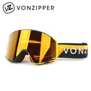 2020 VONZIPPER ボンジッパー CAPSULE BKC AJ21M-700 【日本正規品/ゴーグル/スノーボード/ジャパンフィット】|highball
