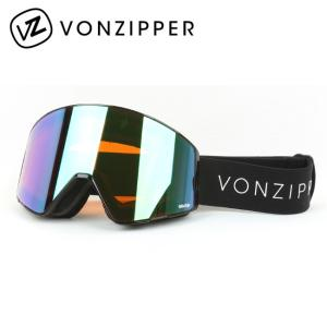2020 VONZIPPER ボンジッパー CAPSULE BQU AJ21M-700 【日本正規品/ゴーグル/スノーボード/ジャパンフィット】|highball
