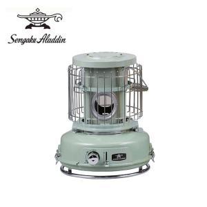 Sengoku Aladdin センゴク アラジン Portable Gas Stove ポータブルガスストーブ グリーン SAG-BF02(G) 【暖房/ヒーター/アウトドア】|highball