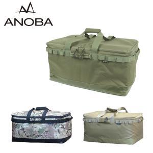 ANOBA アノバ マルチギアコンテナ 【アウトドア/ギアバッグ/収納/キャンプ】 highball